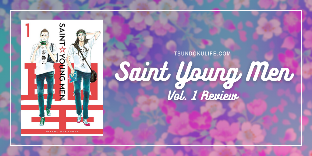 Saint Young Men Vol 1 Review